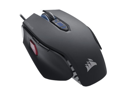 Gaming Mouse Corsair M65 FPS Laser Μαύρο