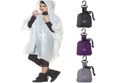 Go Travel Αδιάβροχο Ponchos & Pouch - Αξεσουάρ ταξιδίου hobby   ελεύθερος χρόνος   είδη ταξιδίου   γκαρνταρόμπες
