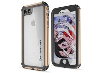 ffdb984334 Αδιάβροχη Θήκη Apple iPhone 7 - Ghostek Atomic 3 Χρυσό