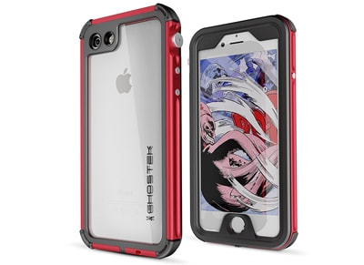 285c28207e Αδιάβροχη Θήκη Apple iPhone 7 - Ghostek Atomic 3 Κόκκινο