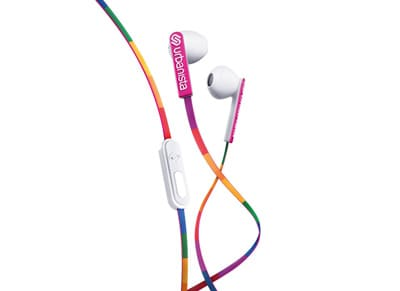 Handsfree Urbanista San Francisco Lucky Rainbow Πολύχρωμο
