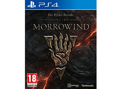 The Elder Scrolls Online: Morrowind – PS4 Game