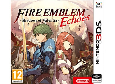 Fire Emblem Echoes: Shadows of Valentia – 3DS/2DS Game