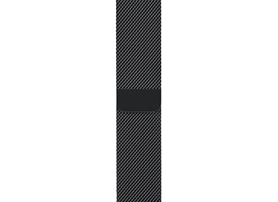 Apple Watch Series 2 42mm Milanese Loop Band - Space Black wearables  drones   hitech   αξεσουάρ wearables