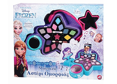Σετ Frozen Music Make-up
