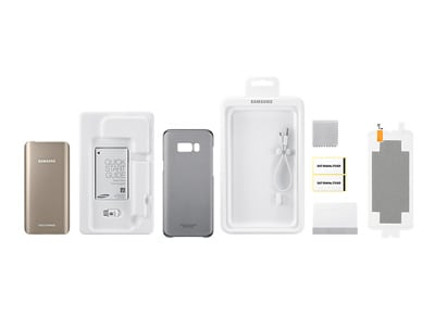 Samsung Galaxy S8 Official Starter Kit
