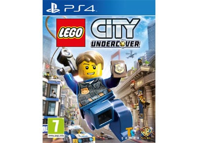 LEGO City Undercover – PS4 Game
