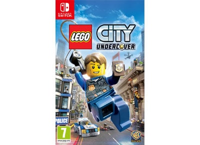 LEGO City Undercover - Nintendo Switch Game gaming   παιχνίδια ανά κονσόλα   nintendo switch