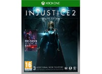 Injustice 2 Deluxe Edition - Xbox One Game