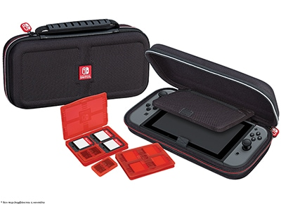 Big Ben Switch Deluxe Travel Case - Θήκη μεταφοράς Nintendo Switch gaming   αξεσουάρ κονσολών   nintendo switch   cases