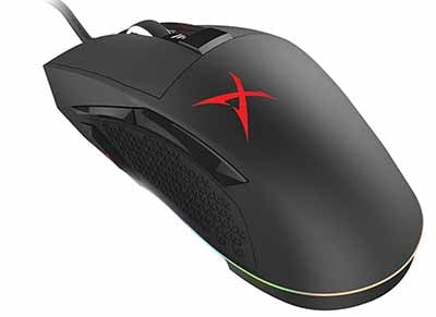 Gaming Mouse Creative Sound BlasterX Siege M04 Μαύρο