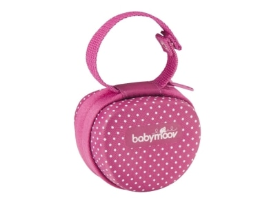 Τσαντάκι Πιπίλας Lovely Girl Soother Pouch Babymoov