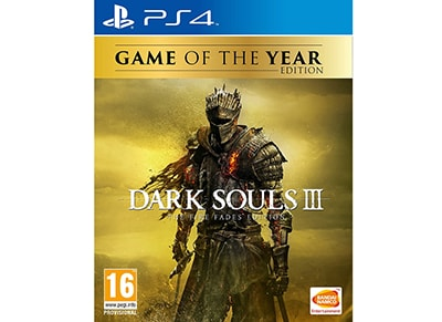 PS4 Used Game: Dark Souls III The Fire Fades Edition