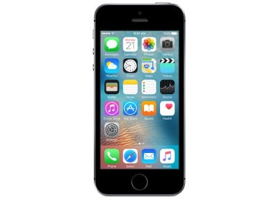 Apple iPhone SE 32GB Space Gray Smartphone