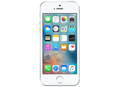 Apple iPhone SE 32GB Silver Smartphone