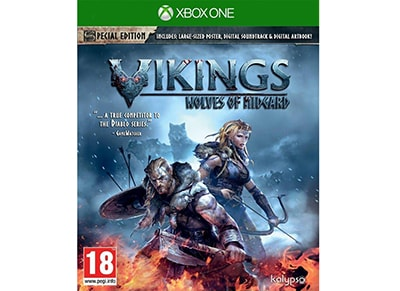 Vikings: Wolves of Midgard - Xbox One Game