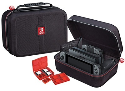 Big Ben Switch Deluxe System Suitcase - Θήκη μεταφοράς Nintendo Switch gaming   αξεσουάρ κονσολών   nintendo switch   cases