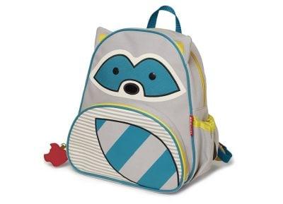 2fac0ee489 Τσάντα Παιδική Πλάτης Zoo Pack Raccoon Skip Hop