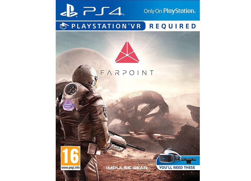 Farpoint - PS4/PSVR Game