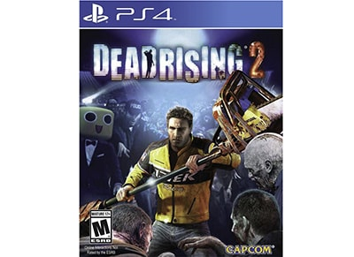 Dead Rising 2 - PS4 Game