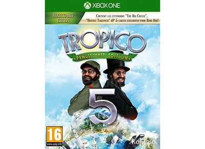 Tropico 5 Penultimate Edition - Xbox One Game