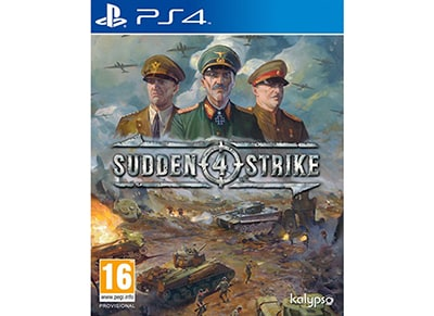 Sudden Strike 4 - PS4 Game