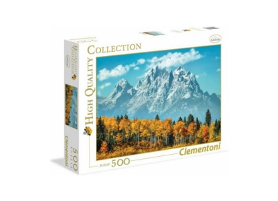 Παζλ Grand Teton in Fall HQ Collection (500 Κομμάτια)