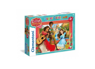 Παζλ Elena of Avalor Super Color Disney (60 Maxi Κομμάτια)