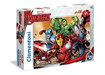Παζλ The Avengers Super Color Marvel (24 Maxi Κομμάτια)