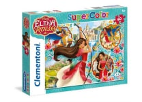 Παζλ Elena of Avalor Super Color Disney (60 Κομμάτια)