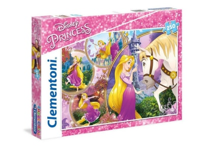 Παζλ Princess Tangled Super Color Disney (250 Κομμάτια)