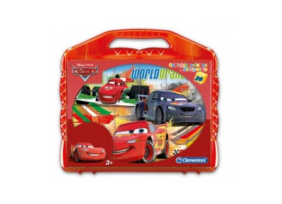 Παζλ Disney Cars Multiplay 3D (24 Κύβοι)
