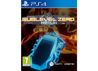 Sublevel Zero- Redux- PS4 Game