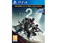 PS4 Used Game: Destiny 2