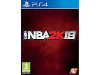 PS4 Used Game: NBA 2K18