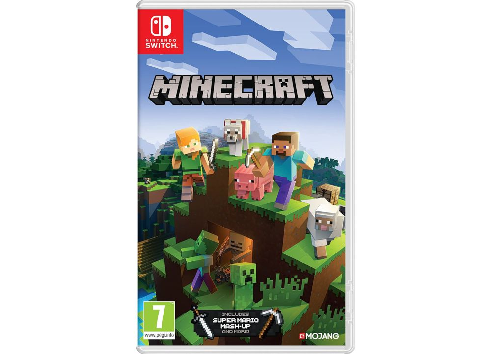 Minecraft: Nintendo Switch Edition - Nintendo Switch Game