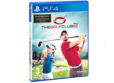 The Golf Club 2 - PS4 Game