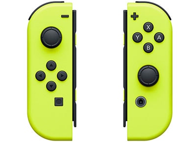 Nintendo Joy-Con Pack Neon Yellow - Χειριστήριο Nintendo Switch Κίτρινο gaming   αξεσουάρ κονσολών   nintendo switch   controllers