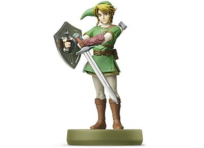 Φιγούρα Twilight Princess Link (The Legend of Zelda) - Nintendo Amiibo