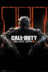 Call Of Duty Black Ops 3 Poster