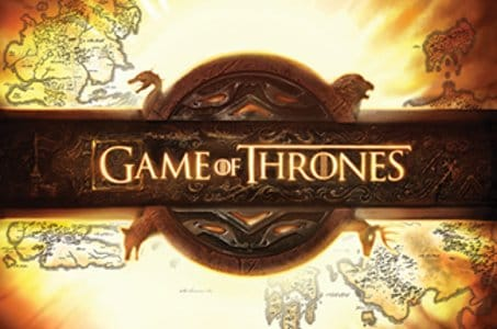 Game Of Thrones Logo Tv Poster