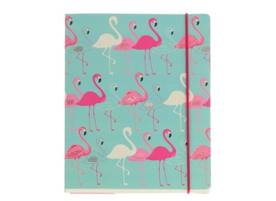 Σημειωματάριο Go Stationery Flamingo - Large