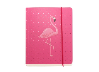 Σημειωματάριο Go Stationery Flamingo Chunky - Medium