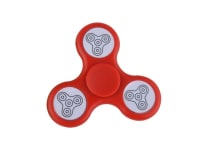 Fidget Spinner Led Red