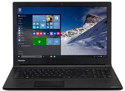 "Laptop Toshiba Satellite Pro 15.6"" (i3-6006U/4GB/500GB/HD 520) R50C15X"