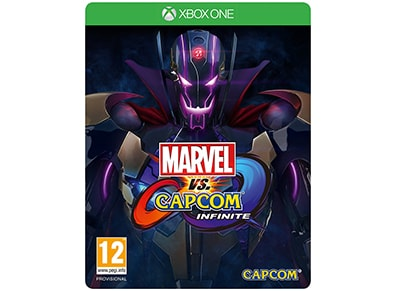 Marvel vs Capcom: Infinite Deluxe Edition - Xbox One Game
