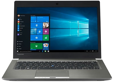 "Laptop Toshiba Portege 13.3"" (i7-6500U/16GB/512GB/HD 520) Z30TC133"