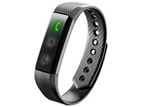Activity Tracker Cellularline Easy Fit Band Μαύρο