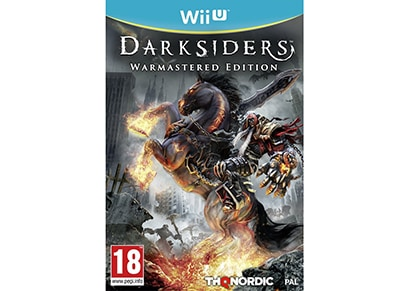 Darksiders: Warmastered Edition - Wii U Game gaming   παιχνίδια ανά κονσόλα   wii u