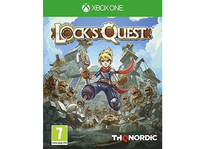Lock's Quest - Xbox One Game